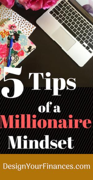 Top 5 Millionaire Mindset